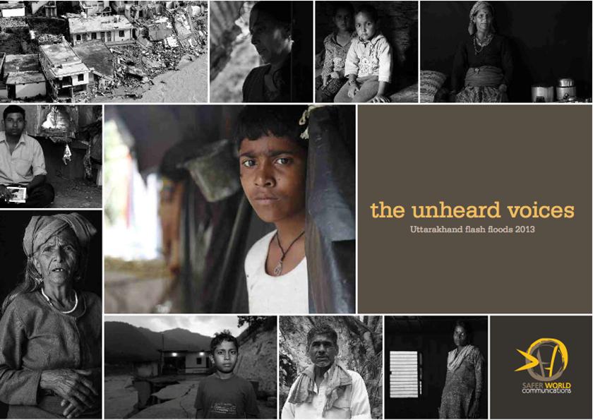 the unheard voices